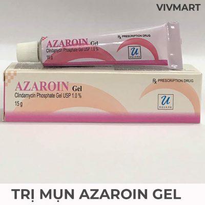 Gel Trị Mụn Trứng Cá Azaroin Gel-1