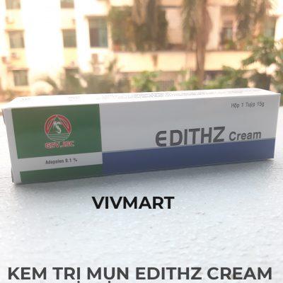 Kem trị mụn trứng cá edithz-3