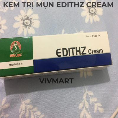 Kem trị mụn trứng cá edithz-4