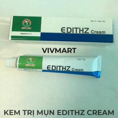 Kem trị mụn trứng cá edithz-7