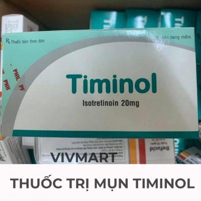 Thuốc Trị Mụn Trứng Cá Hiệu Quả Timinol 20mg-11