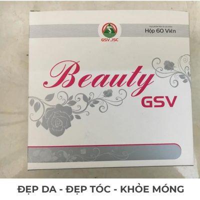 Viên Uống Đẹp Da Đẹp Tóc Beauty GSV-13