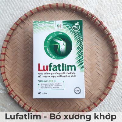 Lufatlim - Bổ xướng khớp-1