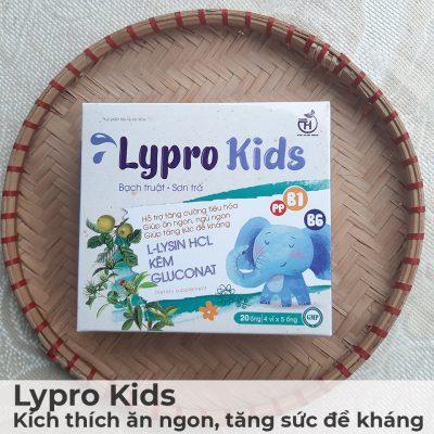 Lypro Kids - Kích thích ăn ngon, tăng sức đề kháng-1