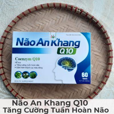 Não An Khang Q10 - Tăng Cường Tuần Hoàn Não-1