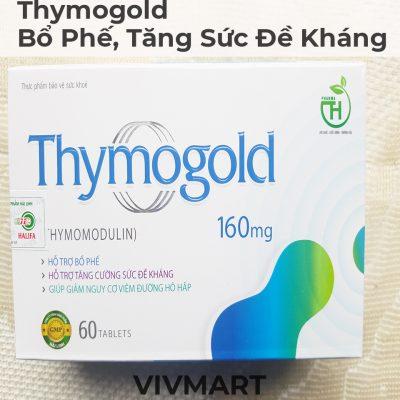 Thymogold - Bổ Phế, Tăng Sức Đề Kháng-14A