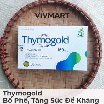 Thymogold - Bổ Phế, Tăng Sức Đề Kháng-2A